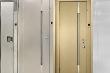 Πόρτες θαλάμου ασανσέρ